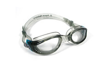 Aquasphere Kaiman transparent light-smoked/aqua